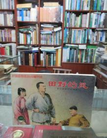 连环画: 中国乡村故事 田野的风