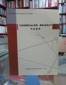 云南省烟草企业(复烤、卷烟)能效水平对标指南