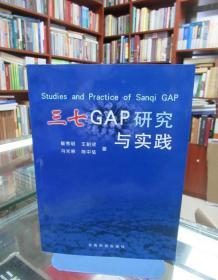 三七GAP研究与实践 一版一印