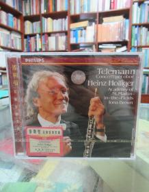CD:泰勒曼 双簧管协奏曲