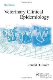 【包邮】Veterinary Clinical Epidemiology, Third Edition