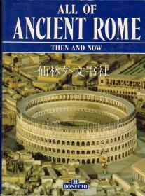【包邮】All Of Ancient Rome Then and Now