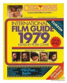 【包邮】International Film Guide 1979-1979