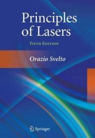 【包邮】Principles of Lasers