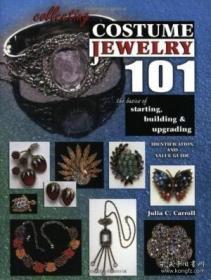 【包邮】Collecting Costume Jewelry 101: The Basics Of Starting Buil