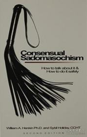【包邮】Consensual Sadomasochism