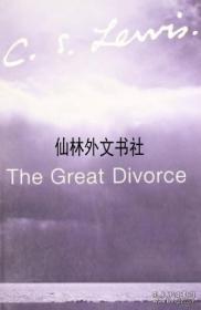 【包邮】The Great Divorce