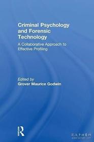 【包邮】 Criminal Psychology and Forensic Technology