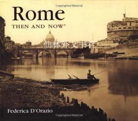【包邮】ROME THEN AND NOW