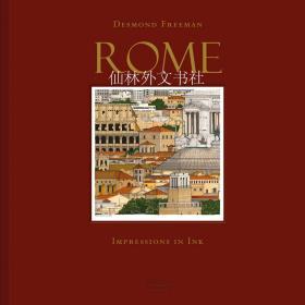 【包邮】Desmond Freeman Rome : Impressions in Ink