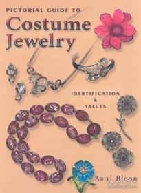 【包邮】 Pictorial Guide to Costume Jewelry: Identifications & Values