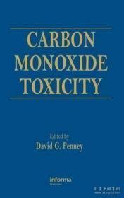 【包邮】 Carbon Monoxide Toxicity