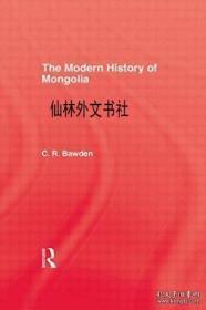 【包邮】Modern History Of Mongolia