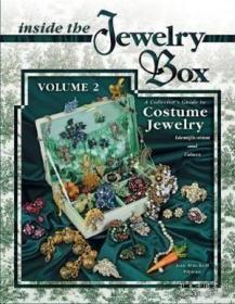 【包邮】Inside The Jewelry Box Vol. 2: A Collector's Guide To Costu