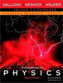 【包邮】Fundamentals of Physics: Chapters 22 -45