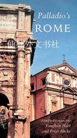 【包邮】Palladio's Rome