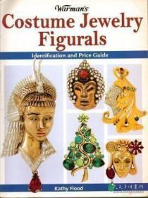 【包邮】Warman's Costume Jewelry Figurals /Flood, Kathy Krause Publi