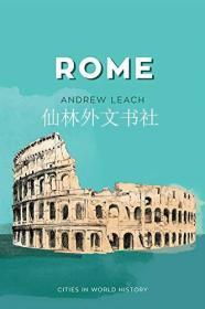 【包邮】Rome (Cities in World History)
