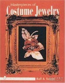 【包邮】Masterpieces of Costume Jewelry