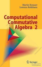 【包邮】Computational Commutative Algebra 2