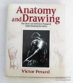 【包邮】Anatomy and Drawing