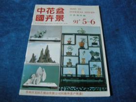 中國花卉盆景 1991 5-6