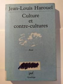 Culture et contre-cultures, 2e éd.