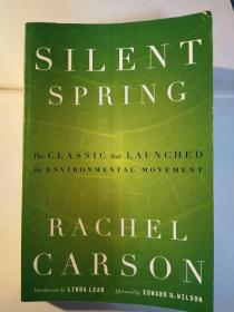 Silent Spring: Fortieth Anniversary Edition