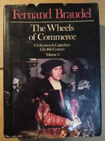 The Wheels of Commerce: Civilization and Capitalism 15th-18th Century, Volume 2