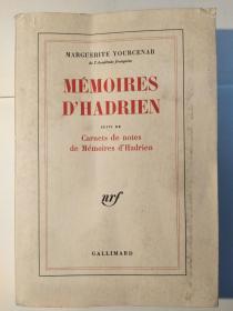 Mémoires D'Hadrien: Carnets De Notes De Mémoires D'Hadrien