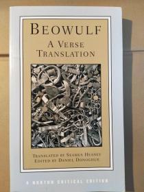 Beowulf: A Verse Translation(A Norton Critical Edition)