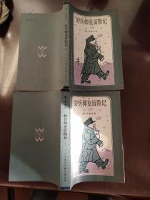 好兵帅克历险记(上下)(二十世纪外国文学丛书)