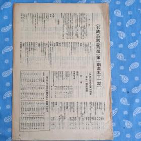 《书法》杂志总目录 (第一期至五十一期)