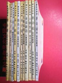 蔡志忠漫画11册合售(不重复)