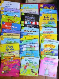 培生幼儿英语基础级38册+2CD合售(全套42册+3CD)