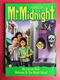Mr Midnight 英文原版 神秘先生26