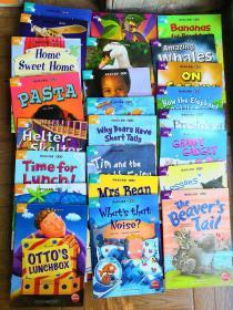 培生幼儿英语提高级全套24册+3CD