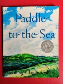 Paddle-to-the-Sea 划向大海 1942年凯迪克银奖 9780395292037