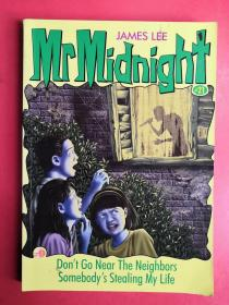 Mr Midnight 英文原版 神秘先生21