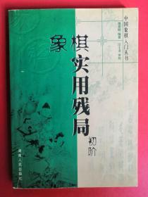 象棋实用残局初阶——中国象棋入门丛书