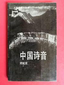 当代诗人丛书:中国诗音