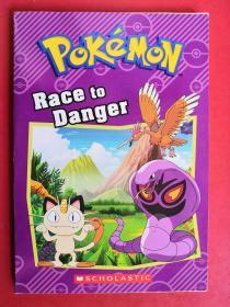 POKEMON Race to Danger