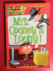 My Weird School #7: Mrs. Cooney Is Loony!疯狂学校#7:库尼太太发疯了!