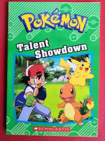 POKEMON Talent Showdown