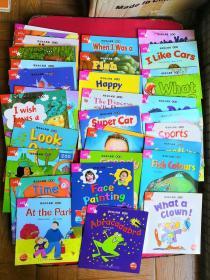 培生幼儿英语预备级34册合售(全套35册+2CD)