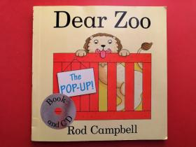 "The Pop-up Dear Zoo  翻翻书""亲爱的动物园"""