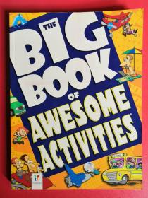BIG BOOK OF AWESOME ACTIVITIES