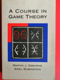 A Course in Game Theory