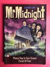 Mr Midnight 英文原版 神秘先生27