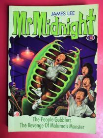 Mr Midnight 英文原版 神秘先生28